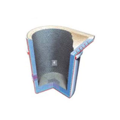铁水包、鱼雷罐用耐火砖
