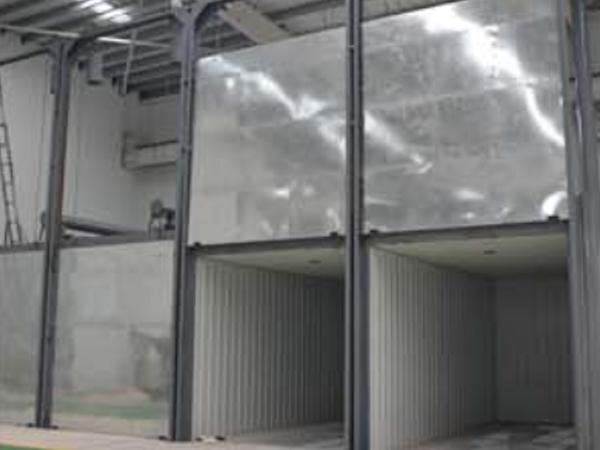 镁碳砖干燥设备