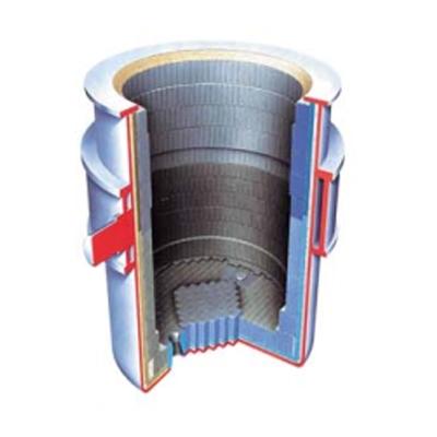 钢水精炼处理及钢包